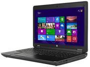 "HP ZBook 15 G2 (F1M38UT#ABA) Mobile Workstation Intel Core i7 4810MQ (2.80 GHz) 8 GB Memory 256 GB SSD NVIDIA Quadro K2100M 15.6"" Windows 7 Professional 64-Bit / Windows 8.1 Pro downgrade"