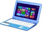 "HP Stream 11-d010nr Notebook Intel Celeron N2840 (2.16GHz) 2GB Memory 32 GB eMMC SSD Intel HD Graphics 11.6"" Windows 8.1 with Bing"