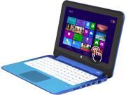 "HP Stream x360 11-p010nr Ultrabook Intel Celeron N2840 (2.16 GHz) 32 GB eMMC SSD Intel HD Graphics Shared memory 11.6"" Touchscreen Windows 8.1"