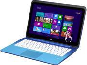 "HP Grade A Laptop 13-C002DX Intel Celeron N2840 (2.16 GHz) 2 GB Memory 32 GB SSD Intel HD Graphics 13.3"" Touchscreen Windows 8.1 Pro"