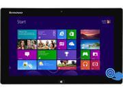 "Lenovo IdeaTab Lynx K3011 (59343251) Intel Atom Z2760 11.6"" 2GB 64GB SSD Tablet - Windows 8 - Gray"