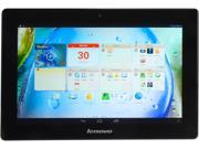"""Lenovo IdeaTab S6000 Tablet  1.20GHz Quad-Core 1GB LPDDR2 RAM 16GB  10.1"""" IPS 1280x800 WiFi BT Android 4.2 Black Color (59368543)"""