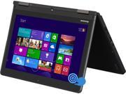 "Lenovo ThinkPad Yoga 2in1 / Ultrabook - Core i3 4GB Memory 500GB SSHD 12.5""Touchscreen Windows 8.1 (20CD00BDUS)"