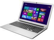 "Acer Aspire V5-531P-4693 Notebook Intel Pentium 987(1.5GHz) 15.6"" 4GB Memory 500GB HDD 5400rpm DVD±R/RW Intel HD Graphics"