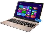 "Acer Aspire V5-552PG-X469 Gaming Laptop AMD A-Series A10-5757M (2.50GHz) 8GB Memory 1TB HDD AMD Radeon HD 8750M 2GB 15.6"" Touchscreen Windows 8"