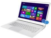 Acer Aspire S S7-392-6845 Notebook Intel Core i5 4200U (1.60GHz) 8GB Memory 128GB SSD Intel HD Graphics 4400 Shared memory Windows 8 Pro 64-Bit