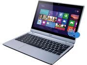 "Acer Aspire V5-122P-0482 Notebook AMD A-Series A4-1250 (1.00GHz) 4GB Memory 500GB HDD AMD Radeon HD 8210 11.6"" Touchscreen Windows 8.1 64-Bit"