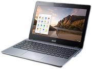 "Acer Aspire C720-3605 Chromebook Intel Core i3 4005U (1.7GHz) 4GB Memory 32GB SSD 11.6"" Chrome OS"