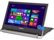 "Lenovo Flex 2 14 (59418273) Intel Core i5 4210U (1.70GHz) 8GB Memory 128GB SSD 14"" Touchscreen 2-in-1 Notebook Windows 8.1"