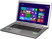 "Lenovo Laptop Z710 (59421370) Intel Core i7 4710MQ (2.50GHz) 16GB Memory 1TB HDD 8GB SSD NVIDIA GeForce GT 745M 17.3"" Windows 8.1"
