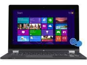 "Lenovo Yoga 11s 11.6"" Multimode Laptop with Intel Core i5-4210Y 1.50Ghz (1.90Ghz Turbo), 4GB DDR3L RAM, 128GB SSD, HD LED MultiTouch IPS Display, 360 Degrees Hinge, Windows 8"