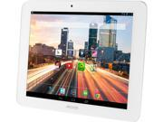 "Archos Helium 4G Qualcomm Cortex-A7 MSM8926 Storage:	8 GB RAM	: 1 GB Memory 8.0"" Touchscreen Tablet Android 4.3 (Jelly Bean)"