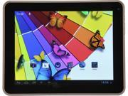 "Avatar Sirius S802-R1A-2 Rockchip 3066 Dual Core 1GB DDR3 Memory 8GB NAND Flash 8.0"" Touchscreen Tablet Android 4.1 (Jelly Bean)"