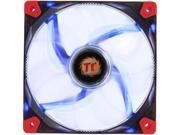 Thermaltake CL-F009-PL12BU-A 120mm Luna Series Quiet High Airflow Case Fan