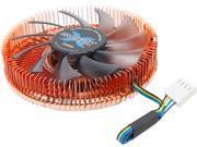 ZALMAN CNPS2X 80mm Long Life Bearing CPU Cooler