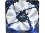 Deepcool WIND BLADE 120 Blue LED Case Fan For Computer Case Cooling For Power Supply ...