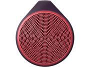 Logitech X100 Speaker System - Wireless Speaker(s) - Red