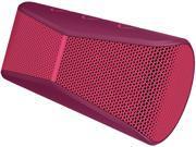 Logitech X300 Speaker System - Wireless Speaker(s) - Red
