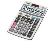 Casio Standard Function Calculator, Solar Calculator