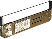 Oki Data 52105801/40629302 Printer Ribbon, Nylon, 7.5M Yield, Black