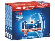 Finish Automatic Dishwasher Detergent