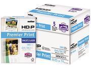 Boise PP9624 HD:P Premier Print Copy Paper, 96 Brightness, 24lb, 8-1/2x11, White, 500 Ream