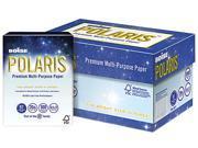 Boise POL-8514 POLARIS Copy Paper, 8 1/2 x 14, 20lb White, 5,000 Sheets/Carton