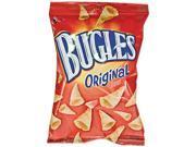 General Mills SN28086 Bugles Corn Snacks, 3 oz., 6/Box