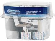Bandage Box Kit, 150 Assorted Bandages