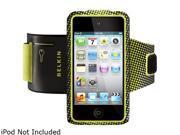 Belkin Profit Convertible Armband Neoprene Case for Apple iPod Touch 4G F8W017EBC00
