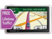 "GARMIN 4.3"" GPS Navigation with FM Live traffic"