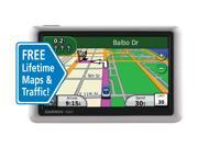 "GARMIN 5.0"" GPS Navigation W/Lifetime Map & Traffic Updates"