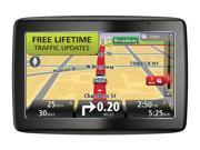 """TomTom 4.3"""" GPS Navigation with Lifetime Traffic Update"""