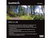 GARMIN TOPO U.S. 24K West DVD