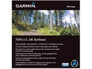 GARMIN TOPO U.S. 24K Northeast DVD