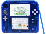 Nintendo Crystal Blue 2DS