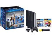 PlayStation 3 250GB Sports Champion & EyePet Move Bundle - Retail