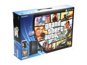 Sony PlayStation 4 The Last of Us and Grand Theft Auto V Bundle