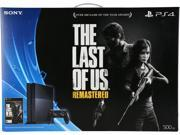 PlayStation 4 Console with Free The Last of Us Remastered Bundle