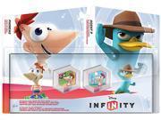 Disney INFINITY Toy Box Set-Phineas & Ferb