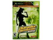 Karaoke Revolution Party XBOX game KONAMI