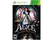 Alice: Madness Returns Xbox 360 Game