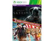 Elder Scrolls V: Skyrim & Bioshock Infinite Bundle Xbox 360