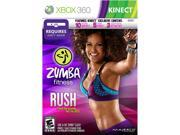 Zumba Fitness Rush Xbox 360 Game