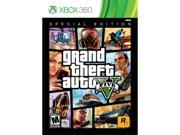 Grand Theft Auto 5 special edition Xbox 360 Game