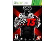 WWE '13 Xbox 360 Game