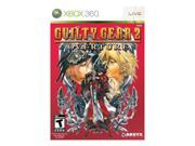 Guilty Gear 2: Overture Xbox 360 Game