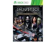 Injustice: Gods Among Us Ultimate Edition Xbox 360