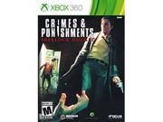 Crimes and Punishments: Sherlock Holmes Xbox 360