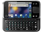 Motorola FLIPSIDE MB508 Black 3G 720MHz Touch Screen QWERTY Keyboard 3.2 MP Camera Unlocked GSM Cell Phone
